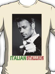 ITALIAN STALLION - ROCCO SIFFREDI T-Shirt