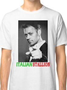 ITALIAN STALLION - ROCCO SIFFREDI Classic T-Shirt
