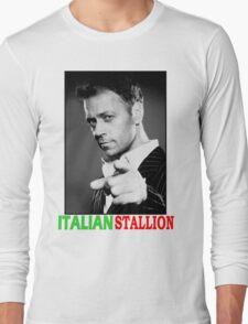 ITALIAN STALLION - ROCCO SIFFREDI Long Sleeve T-Shirt