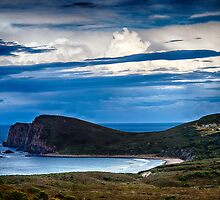 Cape Bruny by Paul Amyes