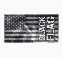 Black Flag Tee Kids Clothes