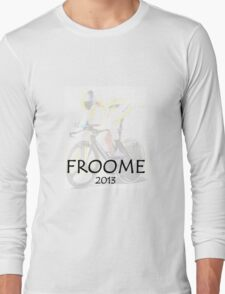 Chris Froome 2013 Long Sleeve T-Shirt