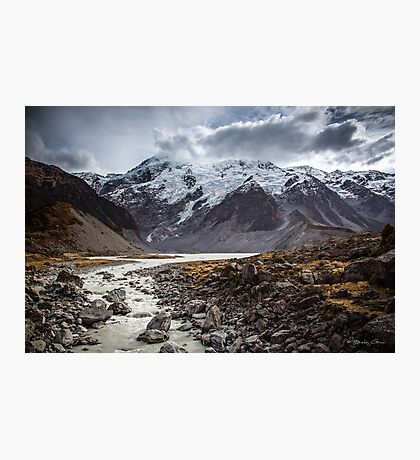 Hooker Valley Photographic Print