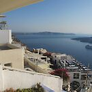 A perfect day in Santorini  by richobullet
