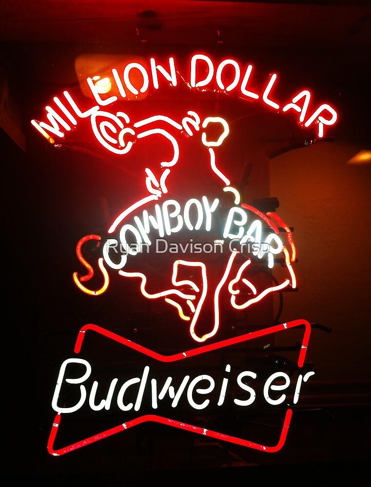 Million Dollar Cowboy Bar by Ryan Davison Crisp