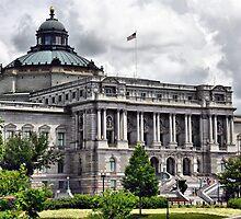 Library of Congress by Bernai Velarde