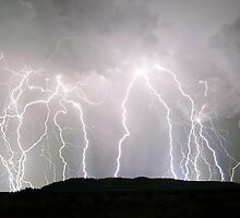 """Millmerran super storm""  by GrantRolphPhoto"