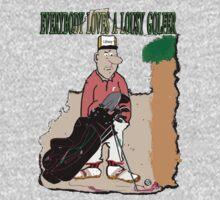 Lousy Golfers by Mike Pesseackey (crimsontideguy)