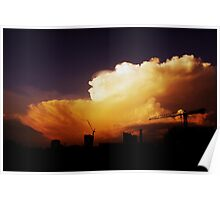 Storm Approaching  Poster
