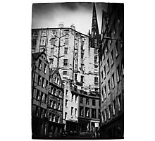Edinburgh. Photographic Print
