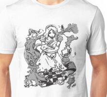 "Wonderland ""Feed your head"" - altered version Unisex T-Shirt"