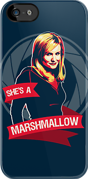 She's a Marshmallow by Tom Trager