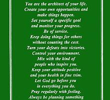 SECRETS OF SUCCESS by Bernard Levine