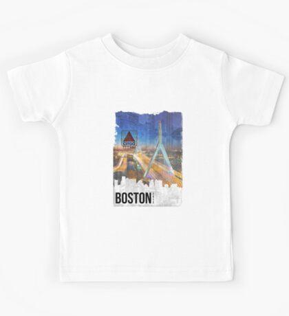 Boston, 2013 Kids Tee
