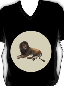 Lying Lion T-Shirt