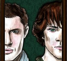 The Winchester Brothers by Grace Mutton