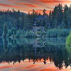 Nita Lake by Tracy Riddell