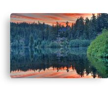 Nita Lake Canvas Print