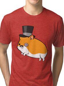 British Hamster Tri-blend T-Shirt