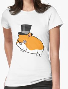 British Hamster Womens Fitted T-Shirt
