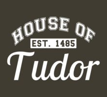 House of Tudor by wearhistory