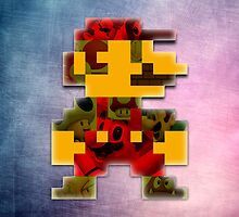 Super Mario by hardsign
