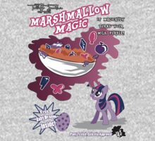 Twilight Sparkles Marshmallow Magic by LadyTankStudios