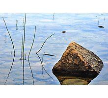 Jordan Pond, Acadia National Park, Maine, USA Photographic Print