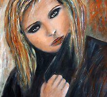Wary by olivia-art