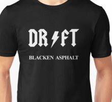 Drift Blacken Asphalt Unisex T-Shirt
