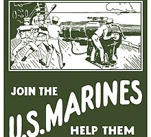 Do Your Duty Join The US Marines by warishellstore