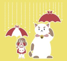 My Neighbor Puppycat by katharynmarie