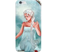 Queen of Ice and Snow iPhone Case/Skin