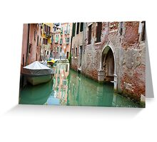 ..the other Venice..    [FEATURED] Greeting Card