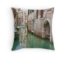 ..the other Venice..    [FEATURED] Throw Pillow