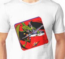 Dinowar Unisex T-Shirt