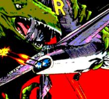 Dinowar Sticker