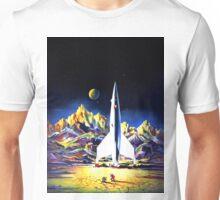 Destination Moon Unisex T-Shirt