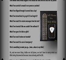 ☀ ツSCROLL BIBLE VS. CELL PHONE CARD/PICTURE WITH SCRIPTURE☀ ツ by ✿✿ Bonita ✿✿ ђєℓℓσ