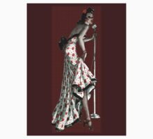 Torch Song Singer by sashakeen