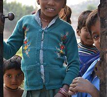 Indian Little Woman by Love Badaboom