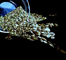 Dont Cry Over Spilled Pumpkin Seeds by trueblvr