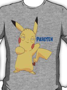 PikaStew Stewie Griffin as Pikachu T-Shirt