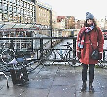 Friend, Amsterdam by Love Badaboom