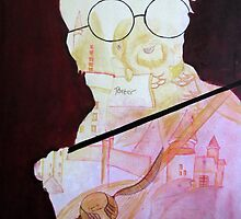 Harry Potter by JackofallTrades