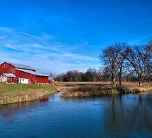 Chillisquaqe Creek Farm by Gene Walls
