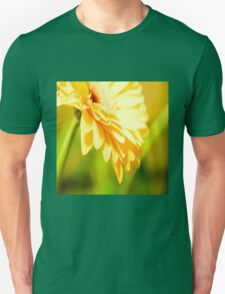Bright Sunny Yellow Flower T-Shirt