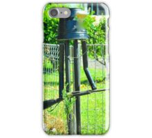 Stand and Deliver # 10 iPhone Case/Skin