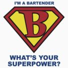 I am the Bartender by Rich Anderson
