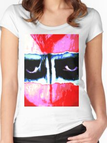 Psychedelic Primitive Women's Fitted Scoop T-Shirt